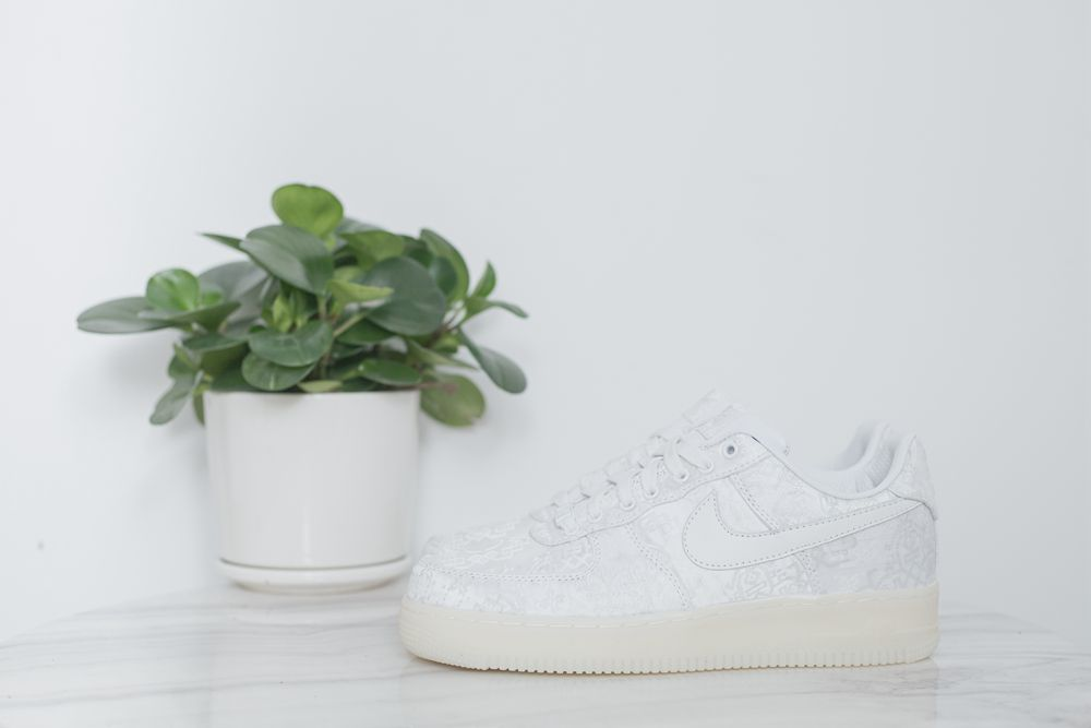 CLOT x Nike Air Force 1 Premium AF1