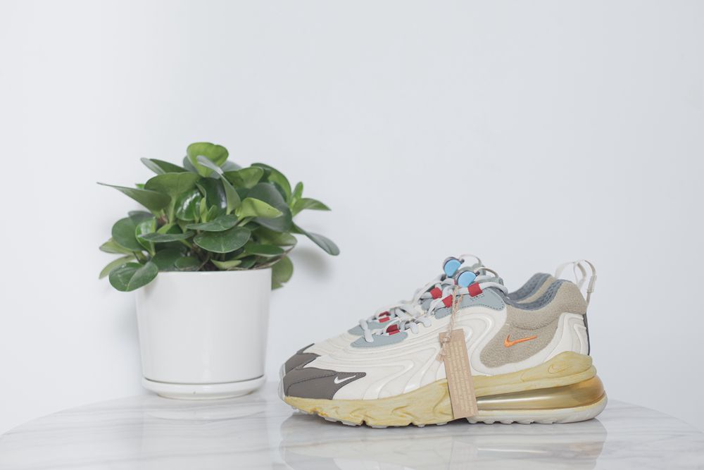 Travis Scott x Air Max 270 React ENG 'Cactus Trails'