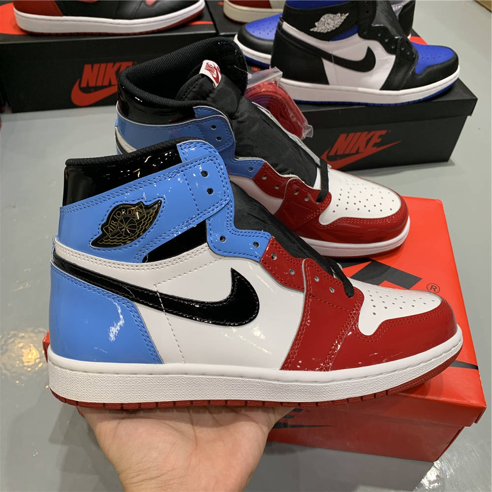 Air Jordan1 UNC Chicago