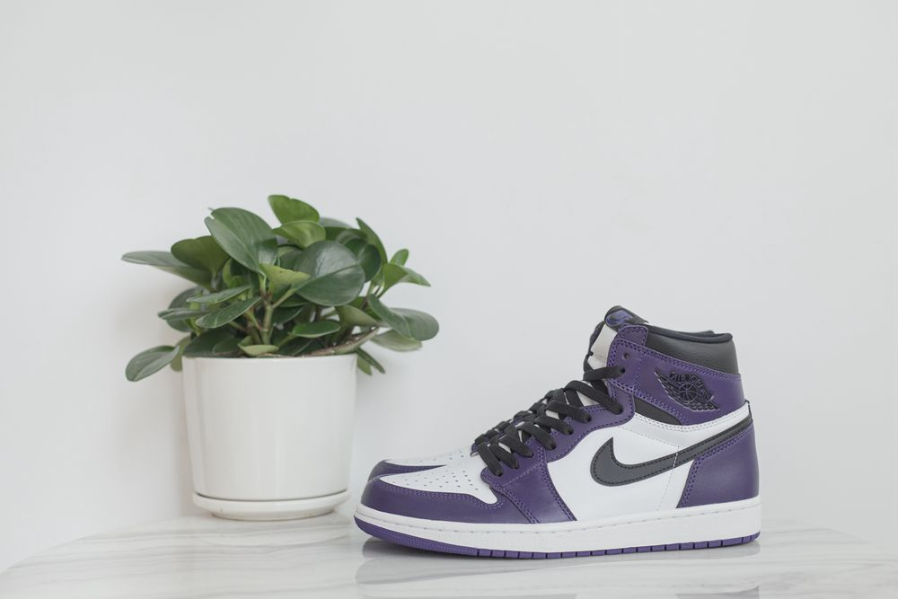 Air Jordan1 High OG 'Court Purple 2. 0'
