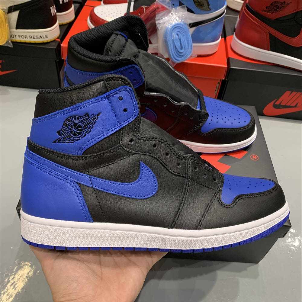 2017 Air Jordan 1 Retro High OG Royal blue