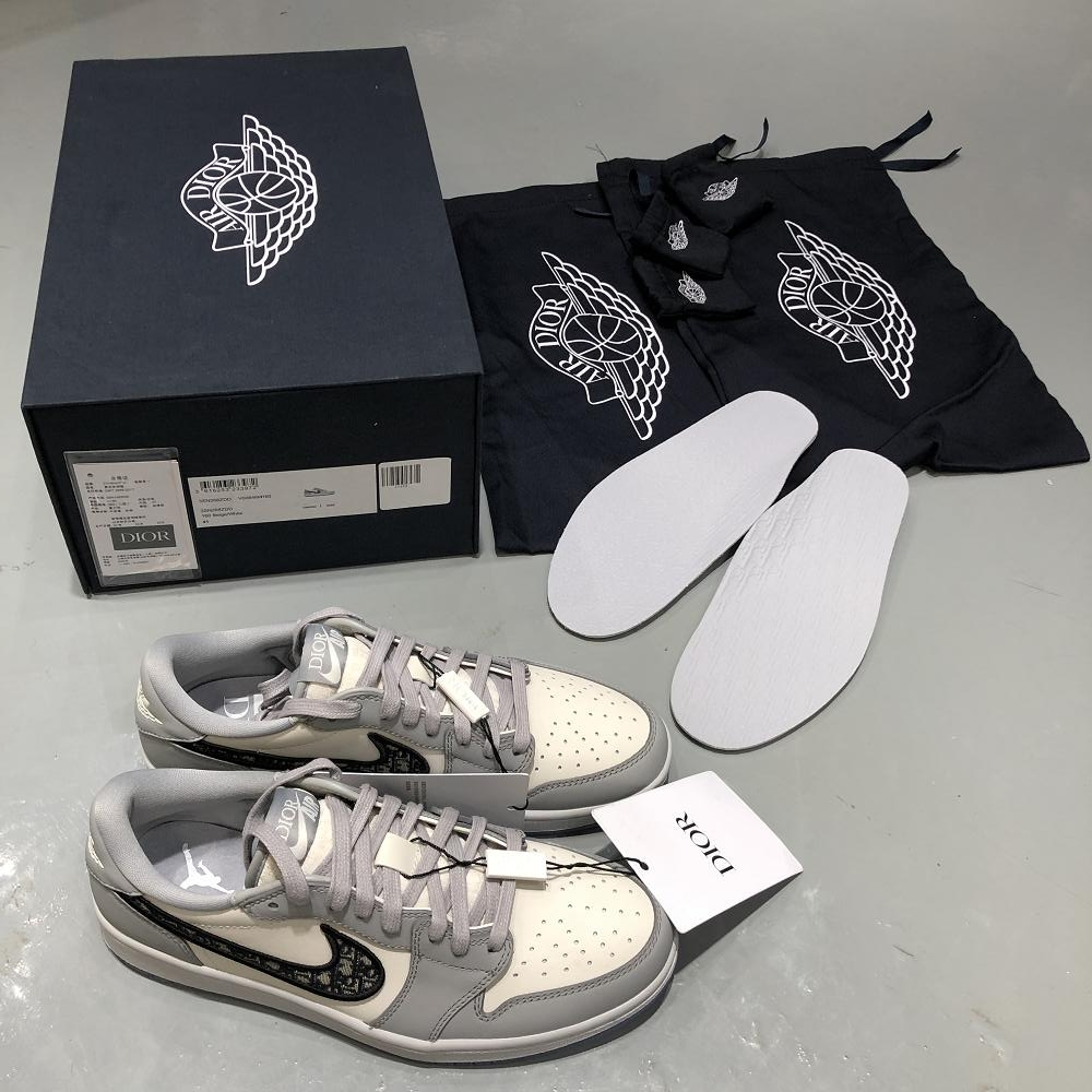 D1or x Air Jordan 1 Low