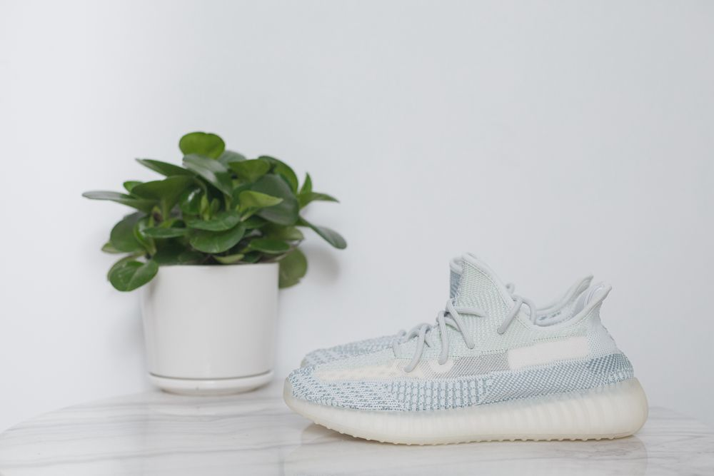Yeezy Boost 350 V2 'Cloud White' Non-Reflective