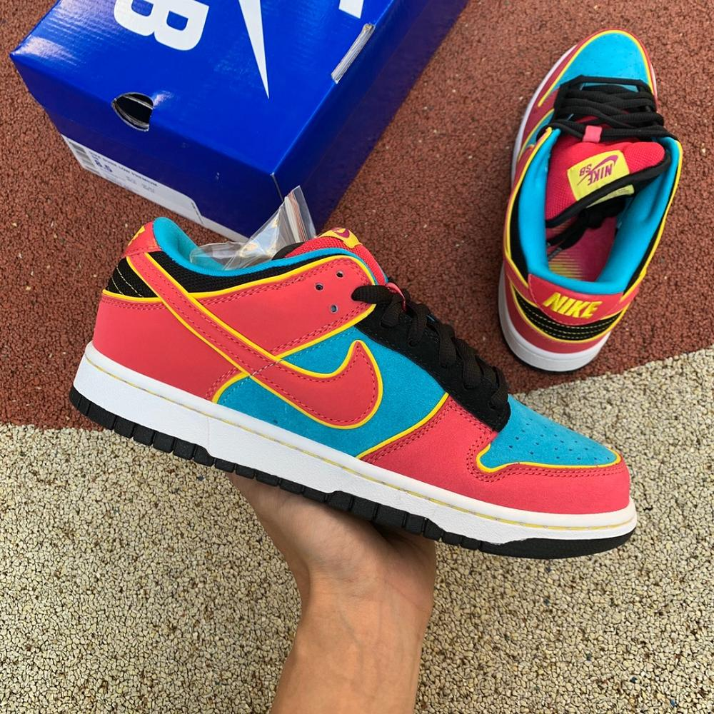 dunk sb low Ms.Pacma