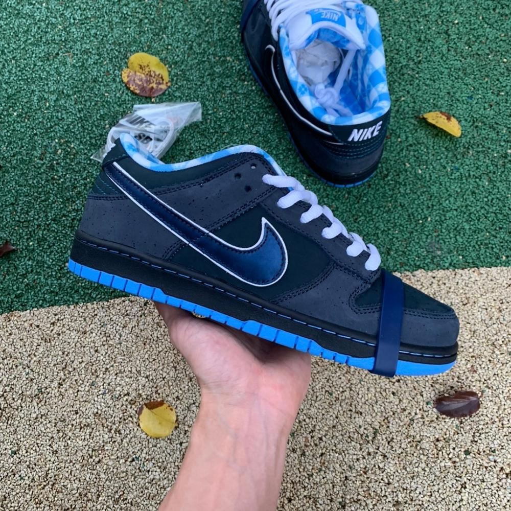 SB Dunk Low x Concepts Blue Lobster