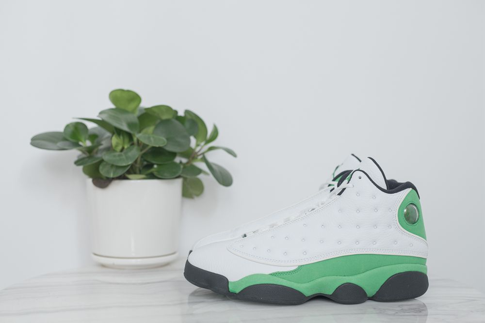 Air Jordan13 LUCKY GREEN