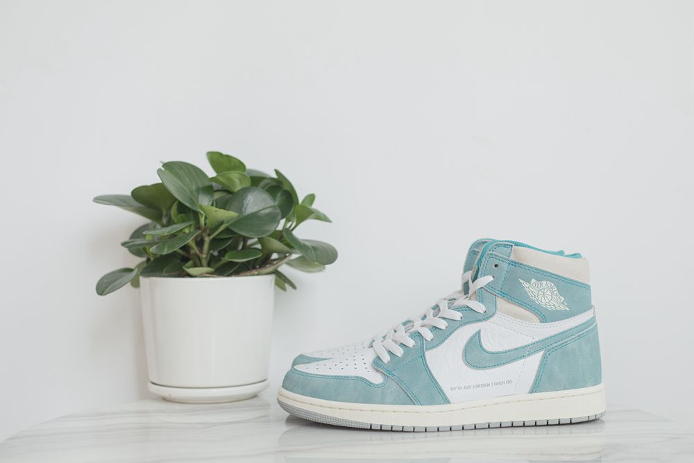 Air Jordan1 Turbo Green