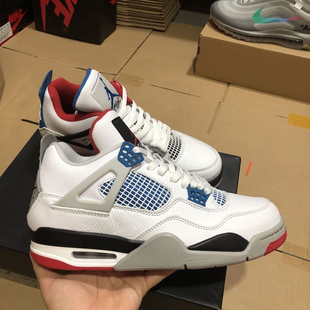 Air Jordan4 What the
