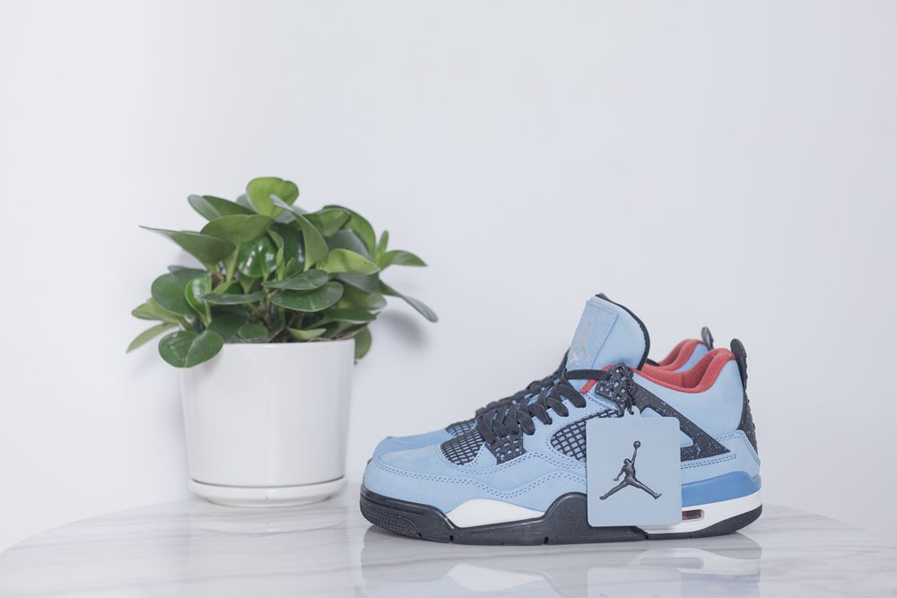"Air Jordan4 Travis Scott x Air Jordan 4 ""Cactus Jack"""