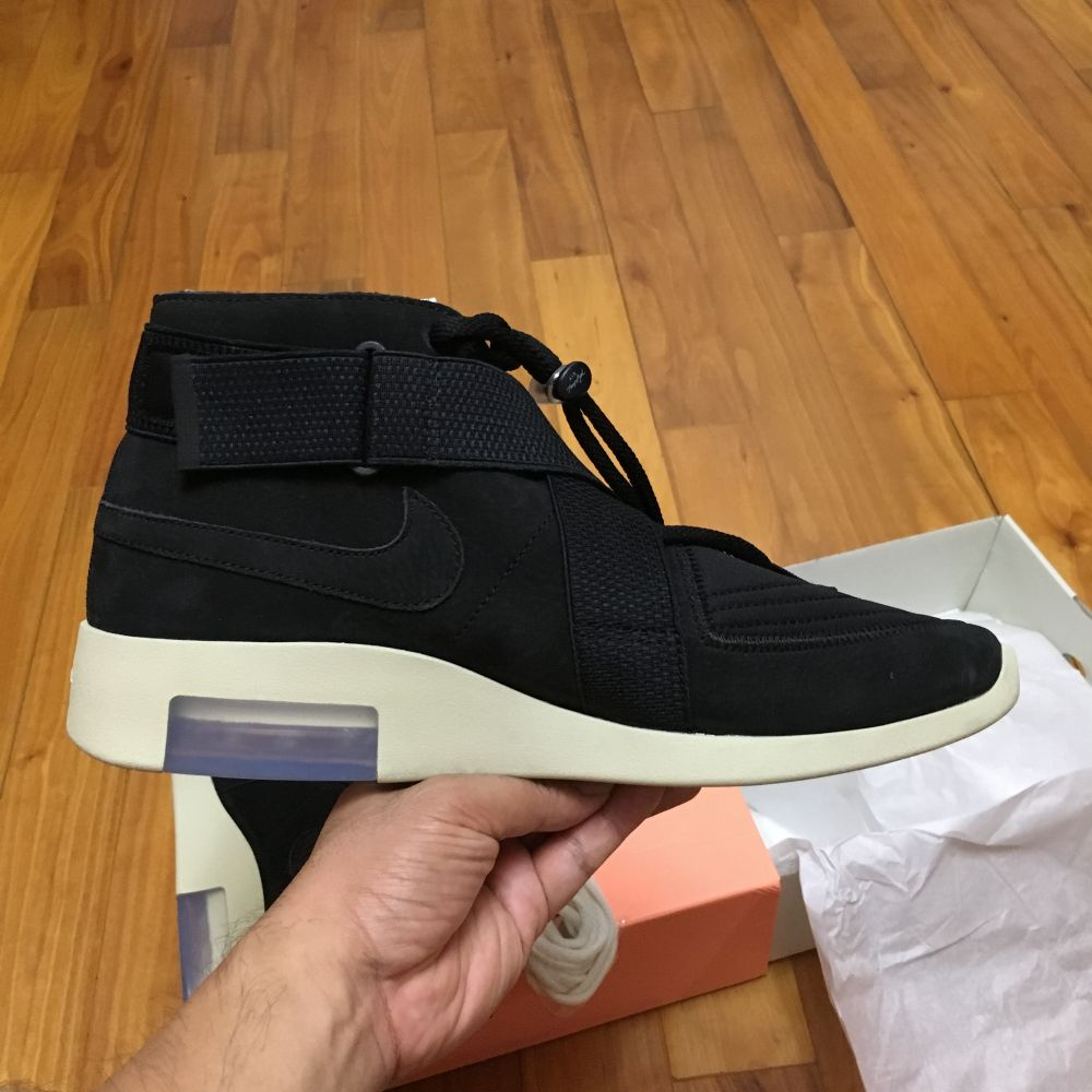 Fear of God 180 FOG black